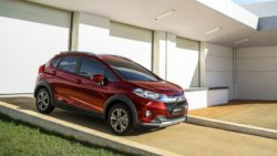 Honda WR-V to Make Its Brazilian Debut in March 6