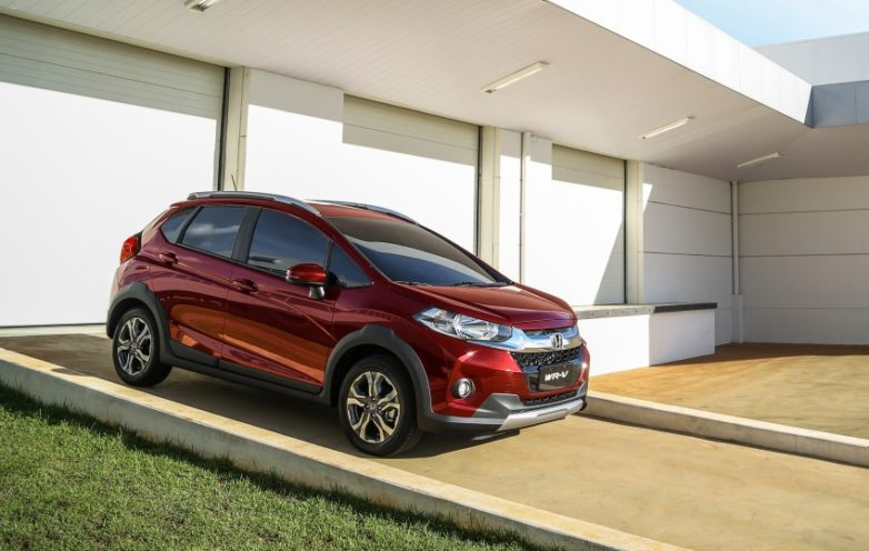 Should Honda Atlas Launch the WR-V Crossover in Pakistan? 4