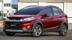 Honda WR-V to Make Its Brazilian Debut in March 4