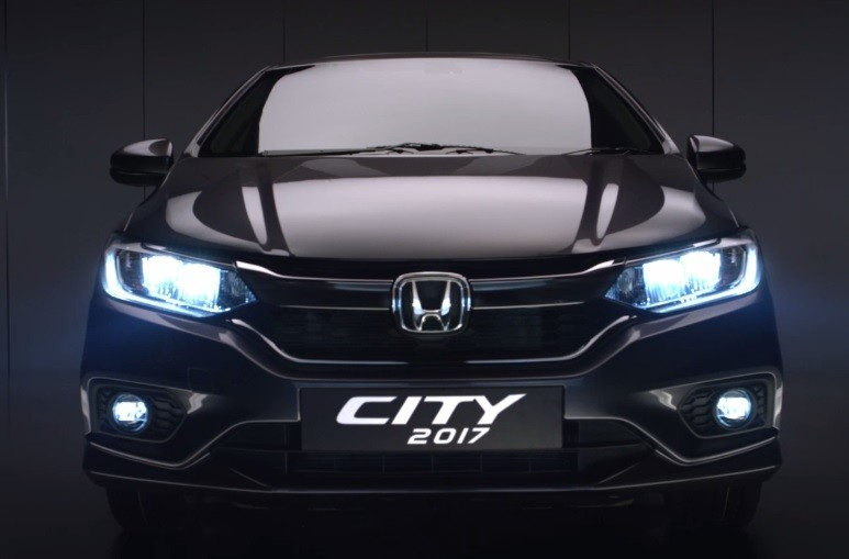 Honda City Facelift to Launch in India on 14th February 5