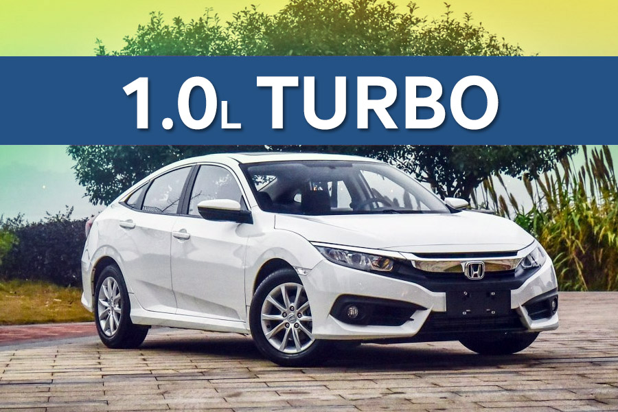 The 1.0L Turbo Civic Launched in China 5