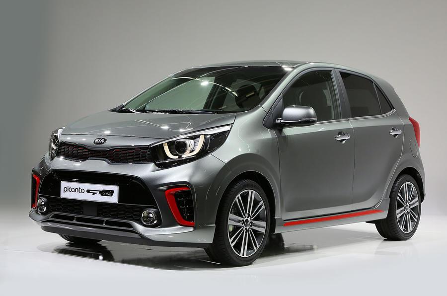 Kia Unveils the 3rd Generation Picanto 4