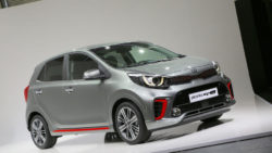 Kia Unveils the 3rd Generation Picanto 1