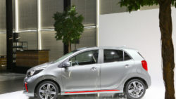 Kia Unveils the 3rd Generation Picanto 4