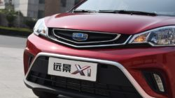 Geely X1 (Emgrand Mini) Revealed to Media Ahead of Official Debut 5