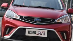 Geely X1 (Emgrand Mini) Revealed to Media Ahead of Official Debut 4