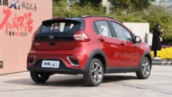 Geely X1 (Emgrand Mini) Revealed to Media Ahead of Official Debut 7