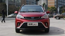 Geely X1 (Emgrand Mini) Revealed to Media Ahead of Official Debut 3