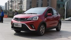 Geely X1 (Emgrand Mini) Revealed to Media Ahead of Official Debut 2