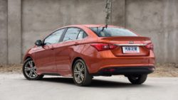 Chery Arrizo5 Sport Launched in China 5