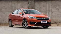 Chery Arrizo5 Sport Launched in China 2