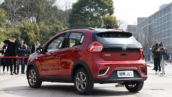 Geely X1 (Emgrand Mini) Revealed to Media Ahead of Official Debut 8