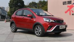 Geely X1 (Emgrand Mini) Revealed to Media Ahead of Official Debut 6