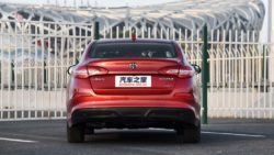 2017 Brilliance H3 Sedan Launched in China- Will it Come to Pakistan? 8