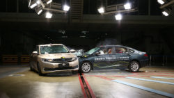 C-NCAP Tests World's First 90 Degrees Car-to-Car Collision 5