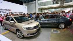 C-NCAP Tests World's First 90 Degrees Car-to-Car Collision 6