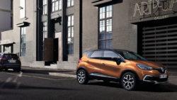 Facelift Renault Captur Debuts at Geneva Motor Show 2017 19