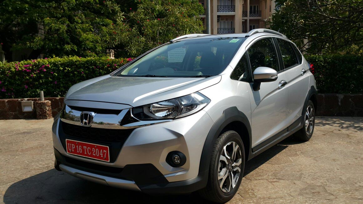 Honda Will Launch WR-V in India Starting from INR 6.5 lac 4