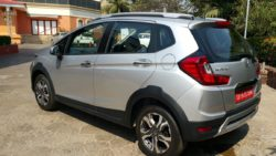 Honda Will Launch WR-V in India Starting from INR 6.5 lac 5