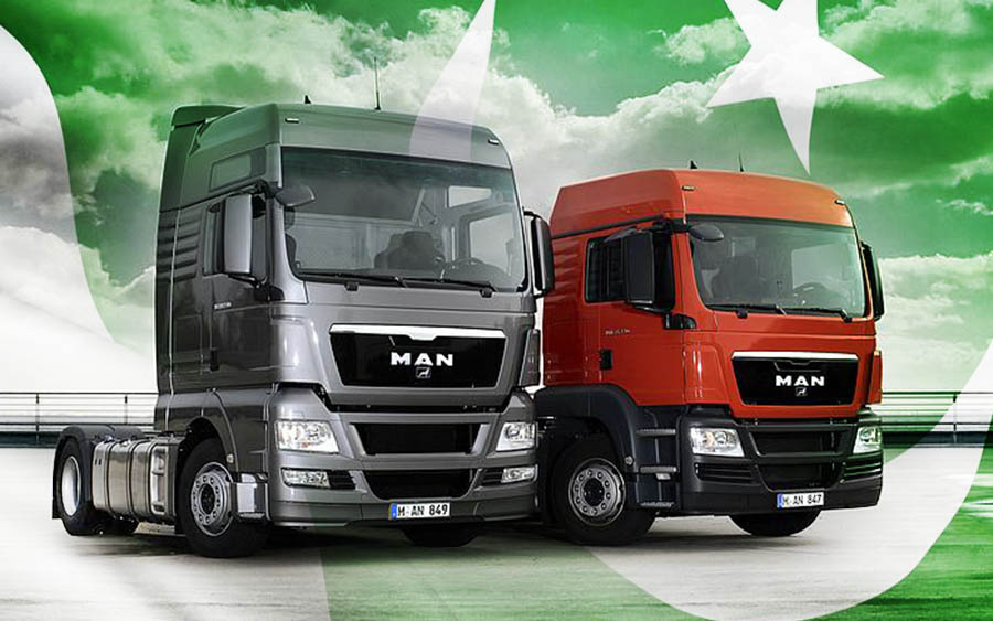 German Truck Company MAN SE to Enter Pakistan 8