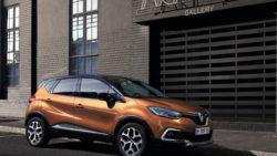 Facelift Renault Captur Debuts at Geneva Motor Show 2017 20