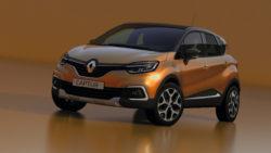 Facelift Renault Captur Debuts at Geneva Motor Show 2017 15