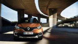 Facelift Renault Captur Debuts at Geneva Motor Show 2017 18