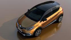 Facelift Renault Captur Debuts at Geneva Motor Show 2017 17