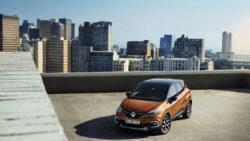 Facelift Renault Captur Debuts at Geneva Motor Show 2017 10