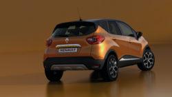 Facelift Renault Captur Debuts at Geneva Motor Show 2017 16