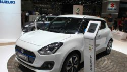 New Suzuki Swift at 2017 Geneva Motor Show 9