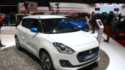 New Suzuki Swift at 2017 Geneva Motor Show 10