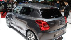 New Suzuki Swift at 2017 Geneva Motor Show 6