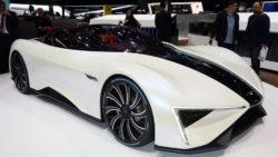 TechRules Debuts 1287hp TREV Supercar In Geneva 1
