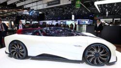 TechRules Debuts 1287hp TREV Supercar In Geneva 2