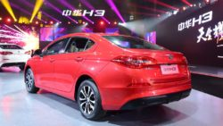 2017 Brilliance H3 Sedan Launched in China- Will it Come to Pakistan? 4