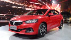 2017 Brilliance H3 Sedan Launched in China- Will it Come to Pakistan? 2