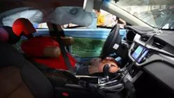 C-NCAP Tests World's First 90 Degrees Car-to-Car Collision 10