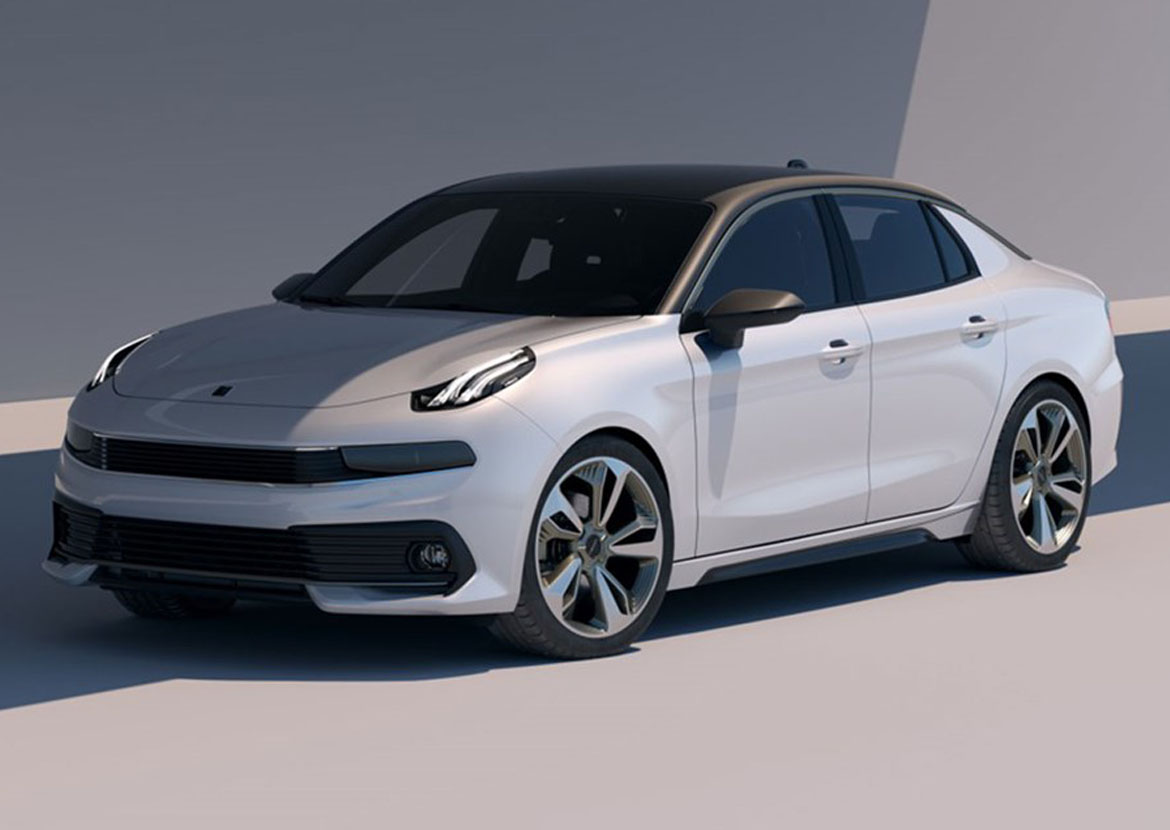 Geely Launches The Lynk & Co 03 Concept at Shanghai Auto Show 2