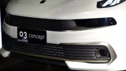 Geely Launches The Lynk & Co 03 Concept at Shanghai Auto Show 13