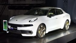 Geely Launches The Lynk & Co 03 Concept at Shanghai Auto Show 15
