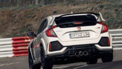 2017 Honda Civic Type R Captures Nurburgring Lap Record 7