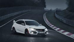 2017 Honda Civic Type R Captures Nurburgring Lap Record 3
