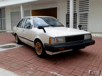 Daihatsu Charmant- A Reliable Sedan of the 1980s 3