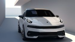 Geely Launches The Lynk & Co 03 Concept at Shanghai Auto Show 6