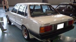 Daihatsu Charmant- A Reliable Sedan of the 1980s 2