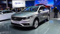 FAW At Shanghai Auto Show 2017 3