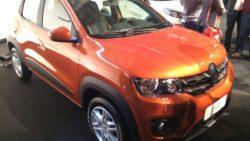 Renault Kwid for Brazil Gets Structural Changes To Make It Safer 3