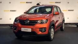Renault Kwid for Brazil Gets Structural Changes To Make It Safer 4