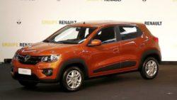 Renault Kwid for Brazil Gets Structural Changes To Make It Safer 5
